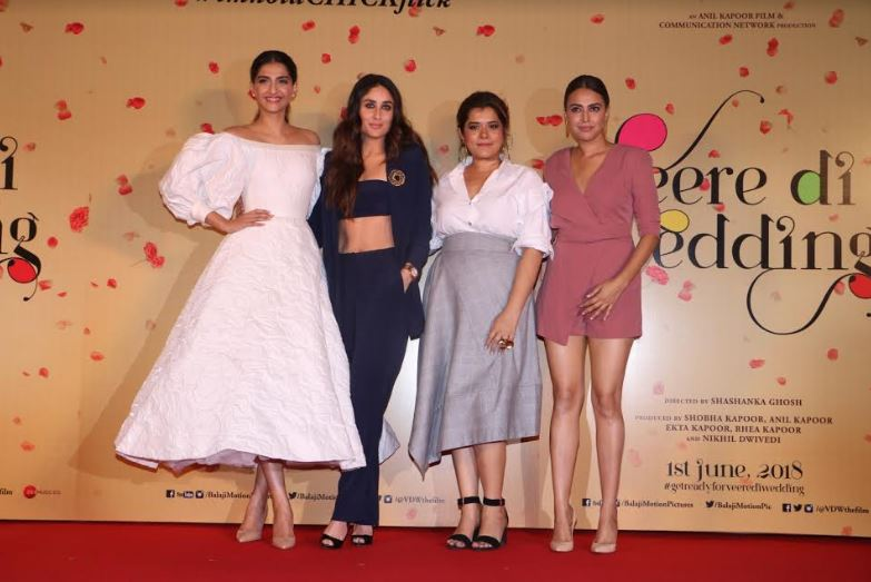 Veere Di Wedding Trailer.Girls Bring Out The Best In You Veere Di Wedding Trailer Crosses