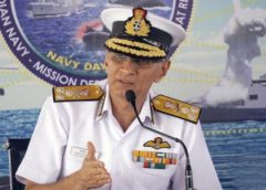 Vice Admiral Karambir Singh Appointed Next Navy Chief