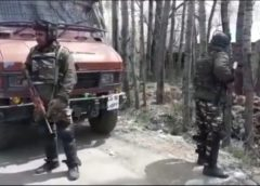 Militants Involved In Civilian Fatalities Killed By Security Forces In Shopian Gunfight
