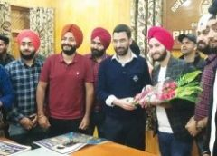 'Panun Kashmir' Solo Album Released By Sikh Youth In Pulwama