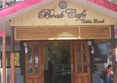 Book Cafe With A Difference