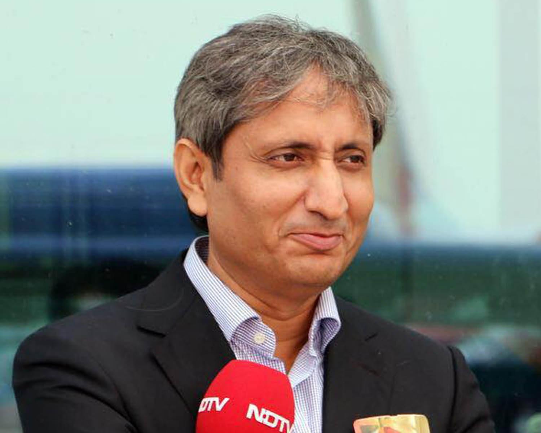 Indian Journalist Ravish Kumar Wins 'Asia's Nobel' Ramon